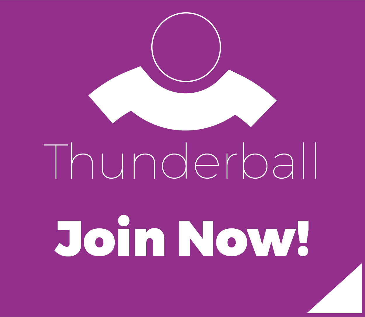Join Thunderball Syndicate now